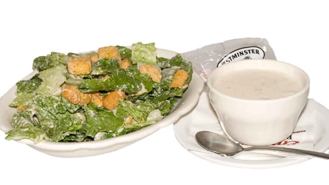Soups, Salads, and Sides
